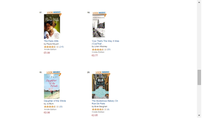 #20 Bestseller